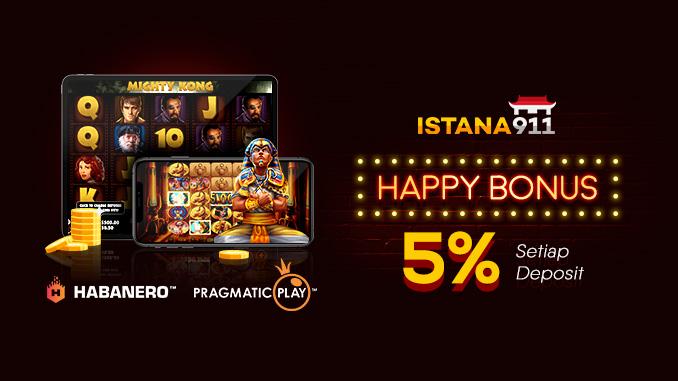 Bonus Putaran Gratis dari Situs Slot Online Indonesia